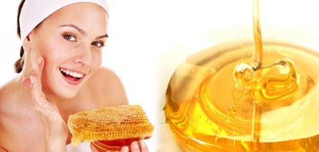 ماسك العسل للبشرة