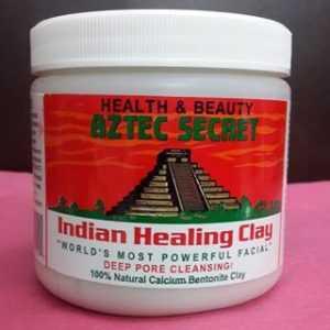ماسك الطين الهندي