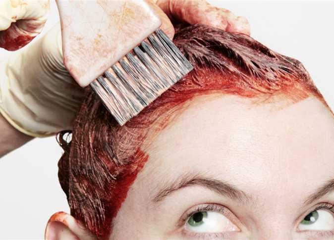 صباغة الشعر