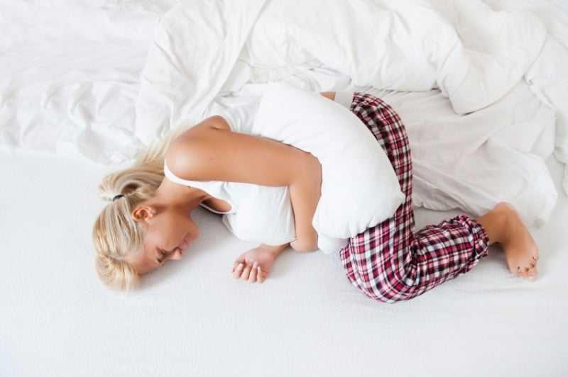 نقص دم الدورة الشهرية