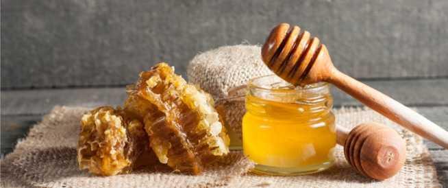 العسل فى المنام